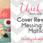 Cover Reveal | Messing With Matilda by Cat Lavoie