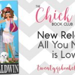 New Release | All You Need is Love by Melissa Baldwin