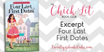 Excerpt | Four Last First Dates by Kate O'Keeffe