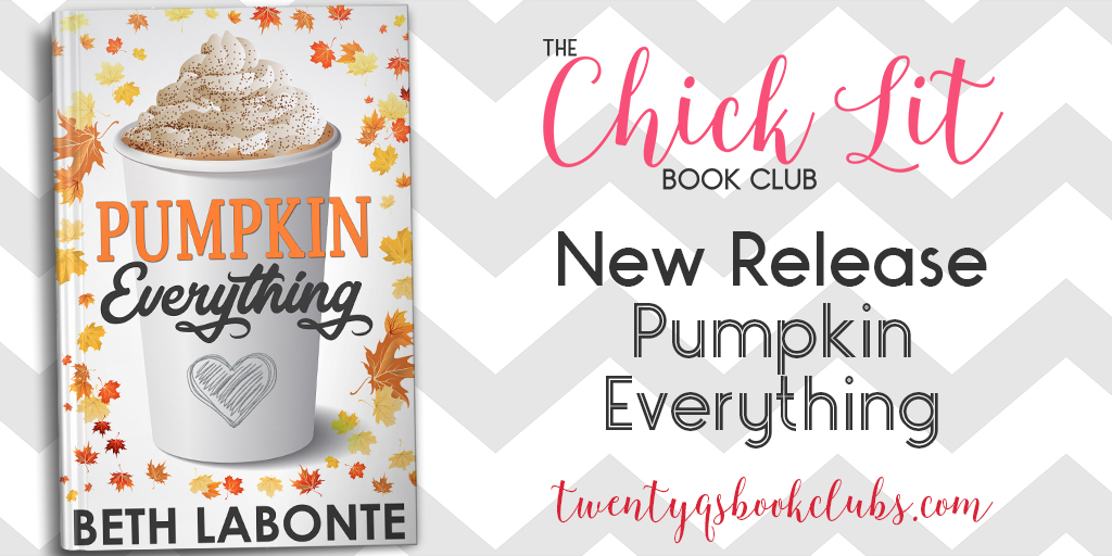 New Release | Pumpkin Everything by Beth Labonte
