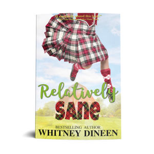 New Release | Relatively Sane by Whitney Dineen